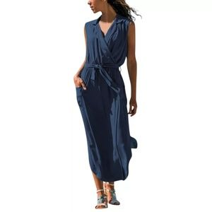 Dresses & Skirts - *NEW* Women Long Maxi Dress With Pockets